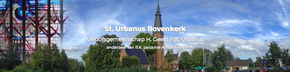 header site Urbanusparochie