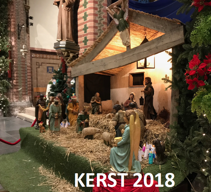 Kerststal Urbanuskerk