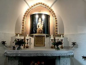 Mariabeeld Renkum