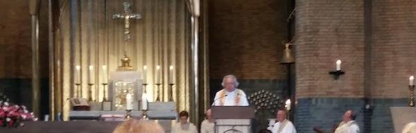 50 jarig priesterfeest Ambro Bakker s.m.a.